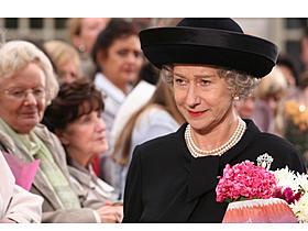 「クィーン」で英エリザベス女王を演じたヘレン・ミレン「クィーン」