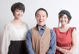 濱田岳と共演の倉科カナ(右)、波瑠「みなさん、さようなら」