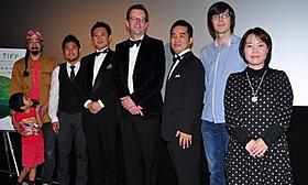 リドリー・スコットからの手紙も紹介された 「JAPAN IN A DAY ジャパン イン ア デイ」舞台挨拶「JAPAN IN A DAY ジャパン イン ア デイ」