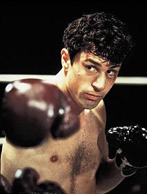 「レイジング・ブル」ジェイク・ラモッタ役で 27キロ増量したロバート・デ・ニーロ「レイジング・ブル」