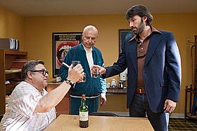 アラン・アーキン、ジョン・グッドマンはハリウッドのクセモノ映画人を快演「アルゴ」