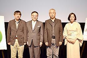 故新藤兼人監督の代表作「裸の島」を初のバリアフリー版で上映