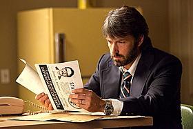 監督としてメガホンを振るいつつ、実在のCIAエージェントを熱演!「アルゴ」