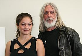 サラ・アシュレーとカート・ボス監督「ストラッター」