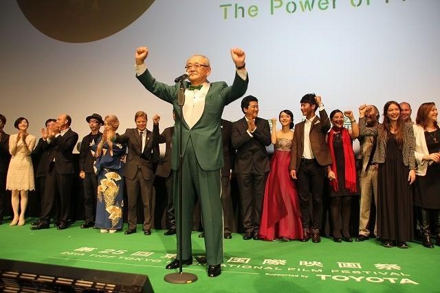 東京国際映画祭、仏映画がグランプリ含む2冠 松江哲明監督3D作は観客賞