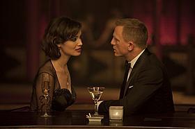 ボンドガールのインタビュー動画を入手!「007 スカイフォール」
