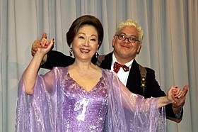由紀さおり&ピンク・マルティーニが全国ツアー最終公演「1969」