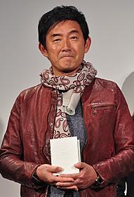 妻・東尾理子の出産を間近に控える石田純一