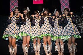 JKT48として本格始動した仲川&高城