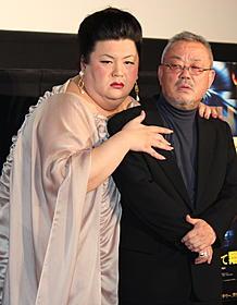 井筒和幸監督の最新作にマツコが特別出演「黄金を抱いて翔べ」