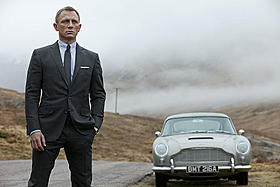 シリーズ新記録で首位デビュー「007 スカイフォール」