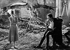 アンジェイ・ワイダ監督「灰とダイヤモンド」の一場面「アンナと過ごした4日間」
