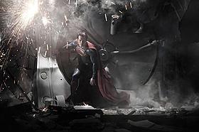ついに予告編が「ホビット」全米上映館で初披露「マン・オブ・スティール」