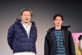 加瀬亮とホン・サンス監督「よく知りもしないくせに」
