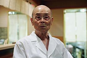 「すきやばし次郎」店主小野二郎氏「二郎は鮨の夢を見る」