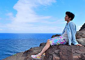 ハワイを旅した武田航平「ジョーズ」