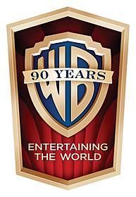 ワーナー・ブラザース創立90周年記念ロゴ「マトリックス」