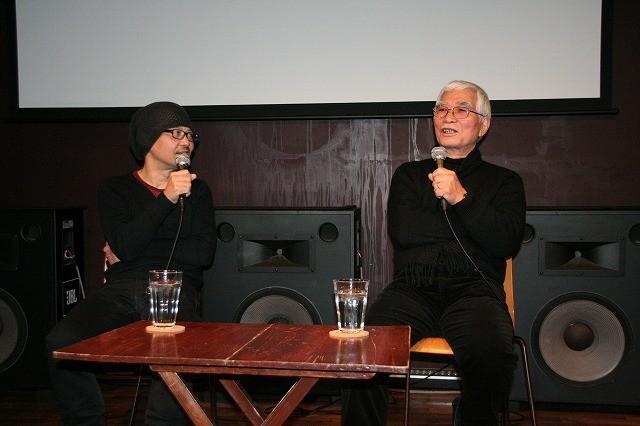 足立正生特集開催 若松プロで2本撮りされたピンク映画「女学生ゲリラ」の裏話語る