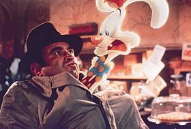 1988年公開作「ロジャー・ラビット」「ロジャー・ラビット」