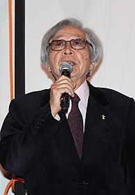 思いのたけを語った山田洋次監督「東京家族」