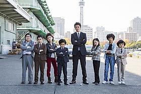 鈴木福くんが映画初主演「コドモ警察」