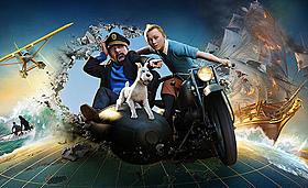 15年公開の続編はピーター・ジャクソン監督のメガホン「タンタンの冒険 ユニコーン号の秘密」