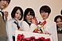 AKB48・北原里英、初主演作初日に「今日という日を迎えられてうれしい」