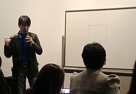 ペドロ・コスタ作品について語る諏訪敦彦監督「ヴァンダの部屋」