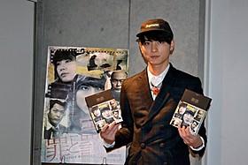 2013年の抱負を語った高良健吾「罪と罰」