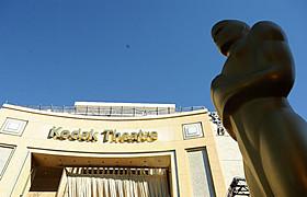 旧コダックシアターの外観「007 スカイフォール」