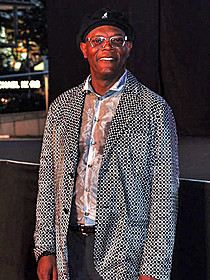 新「スター・ウォーズ」への出演を 熱望するサミュエル・L・ジャクソン「スター・ウォーズ」