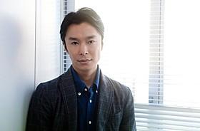 インタビューに応じる長谷川博己「セカンドバージン」