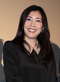 イベントに登場した竹内結子「ストロベリーナイト」