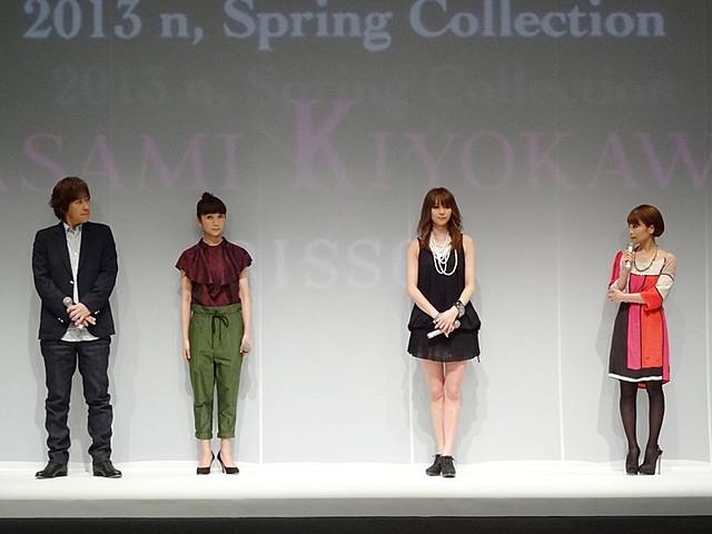 香里奈、春の新CM披露 ELT伊藤は好みの女性ファッション明かす
