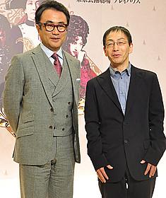 三谷幸喜と野田秀樹が舞台で初タッグ