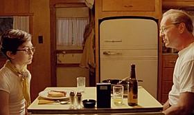 孤独な少年サムとブルース・ウィリス扮するシャープ警部「ムーンライズ・キングダム」