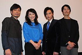 2008年の撮影から足かけ5年で全国公開 された鈴木砂羽主演作「しあわせカモン」「しあわせカモン」