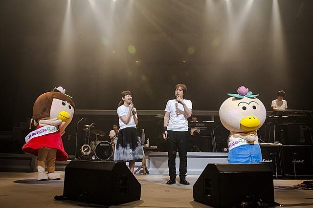 ELTの持田&伊藤が劇場版アニメで声優初挑戦をライブ初日に発表!