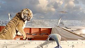 あなたはどう猛なトラと生き延びることができるか?「ライフ・オブ・パイ トラと漂流した227日」