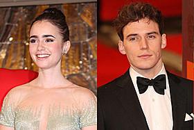 人気小説の映画化でカップルを演じる二人「白雪姫と鏡の女王」