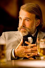 キング・シュルツを魅力的に演じるC・ワルツ「ジャンゴ 繋がれざる者」