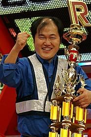 ピン芸人日本一の栄冠を手にした三浦マイルド