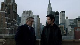 映画好きの青年(松田)が映画の神様(デ・ニーロ)と出会う 3編が完成!「ブラック・レイン」