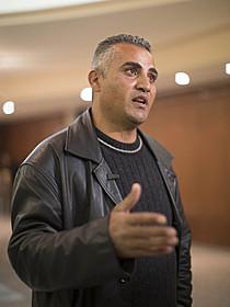 パレスチナ人として初めてアカデミー賞にノミネートを果たした イマードゥ・ベルナット監督