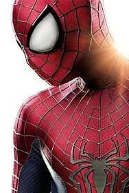 「アメイジング・スパイダーマン2」新スーツ「アメイジング・スパイダーマン」