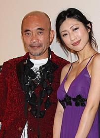 トークを繰り広げた竹中直人と壇蜜「インターミッション」