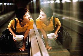 ジェームズ・マンゴールド監督が影響を受けた うちの1本「恋する惑星」(ウォン・カーウァイ監督)「ウルヴァリン:SAMURAI」
