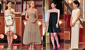ひときわ目立っていた沢尻エリカのドレス「桐島、部活やめるってよ」