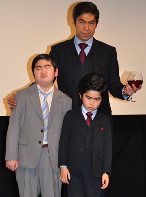 鈴木福くん、ゆうたろうと裕次郎さん「ブランデーグラス」熱唱!