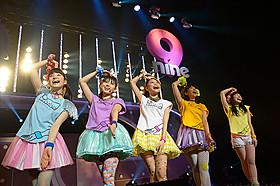 ファンも一体となり、中野サンプラザ公演を成功させた「9nine」「119」